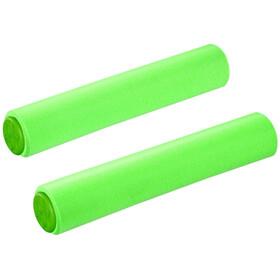 Supacaz Siliconez MTB Griffe neon grün
